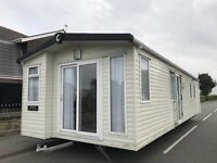 2014 Carnaby Finesse 36x12 2 bedroom luxury holiday home on Triangle Wood Caravan Park.