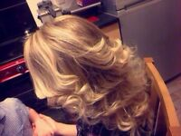 Mobile hair dresser for West London