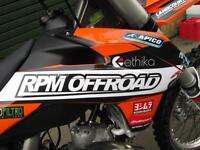 KTM SX 125 2014 MX MOTOCROSS BIKE