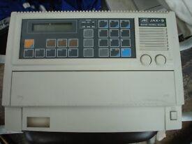 JRC Marine Weather Fax