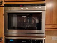 Integrated Oven, Hob & Combi Microwave