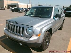 2015 Jeep Patriot Alt. *Only 185  kms!