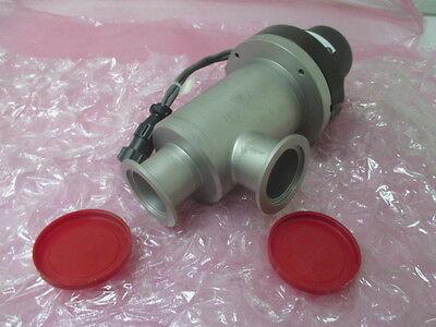 MKS Instruments 152-1040K KF-40, NW-40, Inline Bellows Vacuum, HPS Valve, 400811