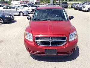 2009 DODGE CALIBER - LOW KM * NO ACCIDENT * CLEAN * CERTIFY