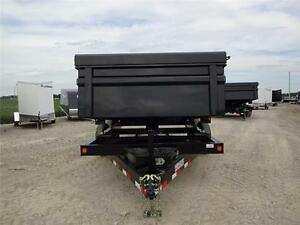 2017 Load Trail 7 Ton Dump 83 x 14!! ONLY $129/month!! London Ontario image 2