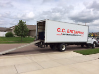 C.C. Enterprise - Big or Small We Move it All!!