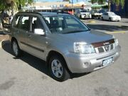 2006 Nissan X-Trail T30 MY06 ST-S X-Treme (4x4) Silver 4 Speed Automatic Wagon Fremantle Fremantle Area Preview