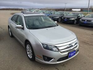 2010 Ford Fusion SEL TILT AND SLIDE MOON ROOFLEATHER