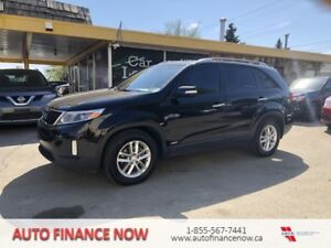 2015 Kia Sorento LX CHEAPEST DEAL IN TOWN INSTANT CREDIT CALL