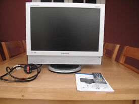 Samsung SyncMaster 950 MW LCD 19inch TV/monitor - very good condition