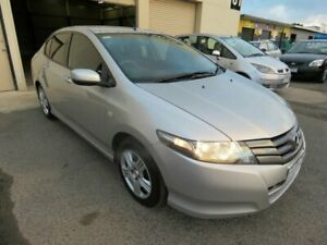 2010 Honda City GM VTi Silver 5 Speed Automatic Sedan Werribee Wyndham Area Preview
