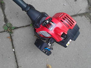 YARDMAN by MTD - Gas Powered curved weed trimmer London Ontario image 2