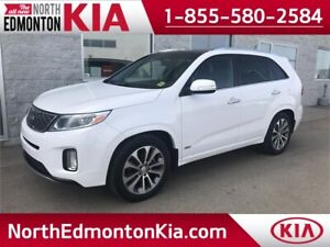 2015 Kia Sorento 3.3L SX 7-Passenger | LEATHER | NAVI | SUNROOF