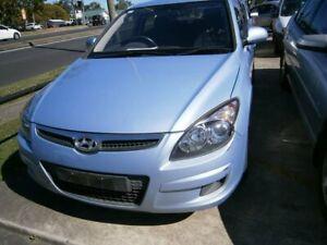 2011 Hyundai i30 FD MY11 SX Blue 5 Speed Manual Hatchback Stafford Brisbane North West Preview