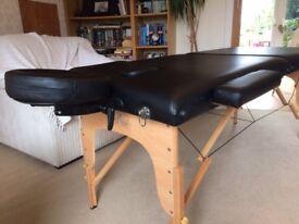 Portalite portable massage couch/ table
