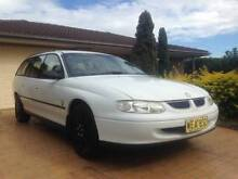 1999 Holden Commodore Executive VTII Wagon Auto Sydney City Inner Sydney Preview