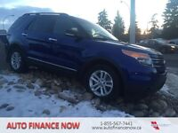 2013 Ford Explorer XLT 4dr 4x4 RENT TO OWN BUY HERE PAY HERE