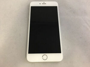 SILVER IPHONE 6 PLUS - ROGERS / CHATTR - BUY OR TRADE
