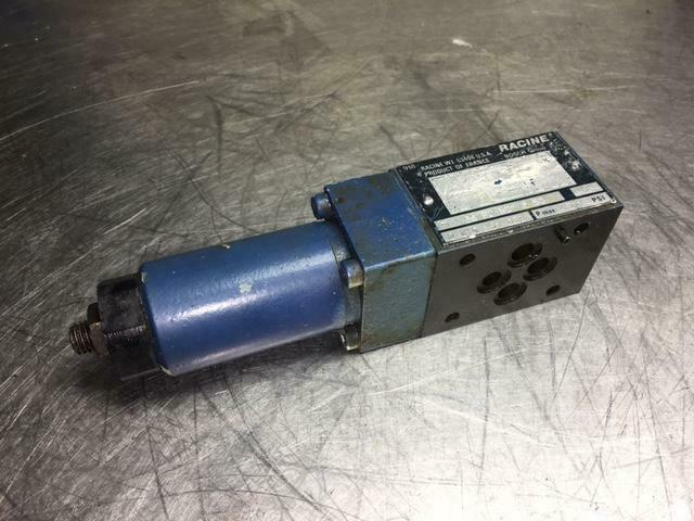 Bosch Hydraulic Valve,  9 810 161 068, 9810161068, USED, WARRANTY