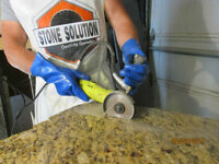 Granite & Quartz Fabrication + Installation Services