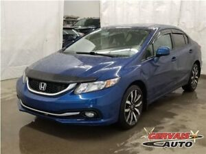 Honda Civic Touring GPS Cuir Toit Ouvrant MAGS 2013