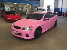 2011 Holden Commodore VE II SS-V Pink 6 Speed Manual Sedan Beckenham Gosnells Area Preview