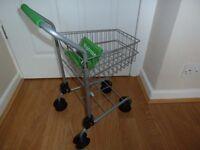 waitrose childs shopping trolley