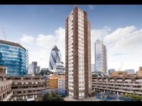 2 Bedroom Flat City of London for 3 bedroom place in Wapping