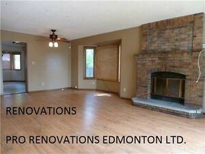 SUMMER IS HERE! RENOVATIONS HOUSES & FINISHED BASEMENT LOW COST Edmonton Edmonton Area image 6