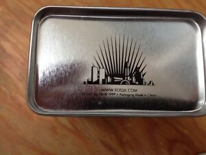 fossil collecter tins West Island Greater Montréal image 3