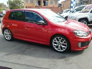 2011 Volkswagen Golf 1K MY12 GTI Edition 35 Red 6 Speed Direct Shift Hatchback Greenacre Bankstown Area Preview