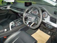 Audi Q7 3.0 TDI QUATTRO S LINE (grey) 2015