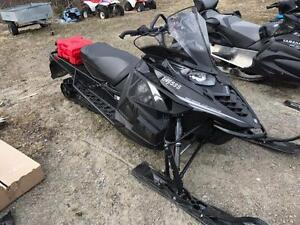 2015 YAMAHA VIPER STX 141 TURBO! STUDDED TRACK LOW KMS! & MORE!