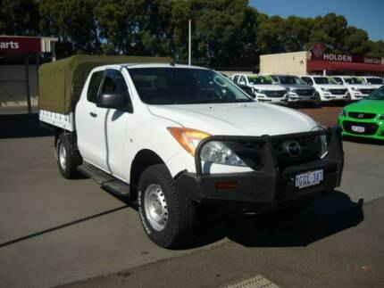 2011 Mazda BT-50 Ute Collie Collie Area Preview