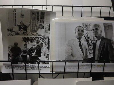 "DIRTY ROTTEN SCOUNDRELS Movie Stills 2 8"" X 10"" Black White Glossy Press Photos"