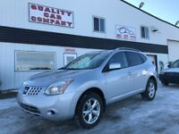 2008 Nissan Rogue SL AWD Brand new transmission with warranty! Red Deer Alberta Preview