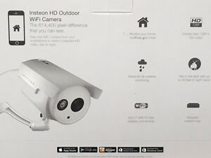 INSTEON WIRELESS OUTDOOR HD 720P IP CAMERA WITH NIGHT VISION Strathcona County Edmonton Area image 4