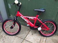 Boys Bike - Ignite Huffy - suit age 5+