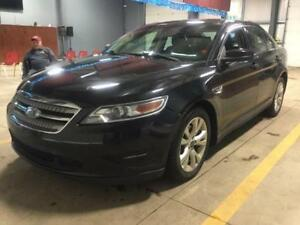 2010 FORD TAURUS  SEL AWD  FULLY LOADED      NEW MVI