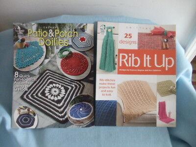 Шаблоны Lot 2 New: Crochet Patio