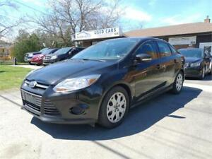 2014 Ford Focus SE Auto Brand New Tires FINANCE AVAILABLE