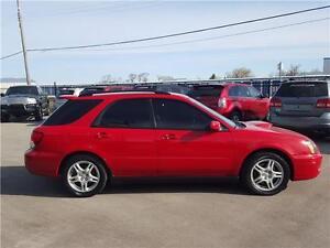 2004 Subaru Impreza WRX AWD Wagon