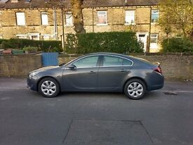2013 (63) Vauxhall Insignia 2.0 CDTi SE 5d Auto-1 owner from new-60K miles-MOT-Very Cheap on fuel!