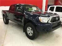 2013 Tacoma DoubleCab 4x4  ($0 DOWN only $175 bi-weekly)