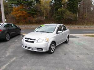 2011 CHEVROLET AVEO!! BLOWOUT SALE!! ONLY $4998!! COME IN TODAY!