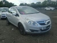 VAUXHALL CORSA D 1.2 Z12XEP 2006-2013 BREAKING FOR SPARES TEL 07814971951
