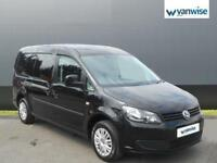 2015 Volkswagen Caddy 1.6 TDI BlueMotion Tech 102PS Trendline Van MAXI Diesel bl