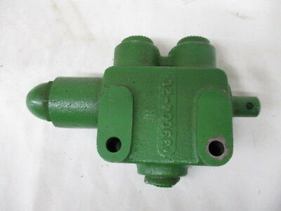 Reel Lift Valve For John Deere 455595105 Combines Ah16419