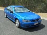 2006 FORD FALCON BF XT MKII SEDAN 4LT AUTO 188,000K BRISBANE REGO Clear Mountain Pine Rivers Area Preview