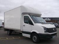 Volkswagen Crafter 2.0 TDI 109PS LUTON VAN WITH TAIL LIFT DIESEL MANUAL (2015)